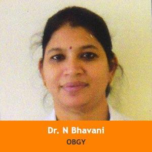 Dr. N Bhavani