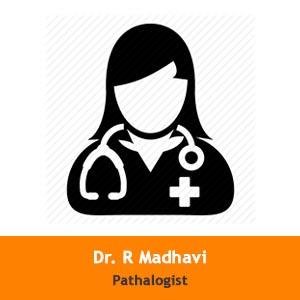 Dr. R Madhavi